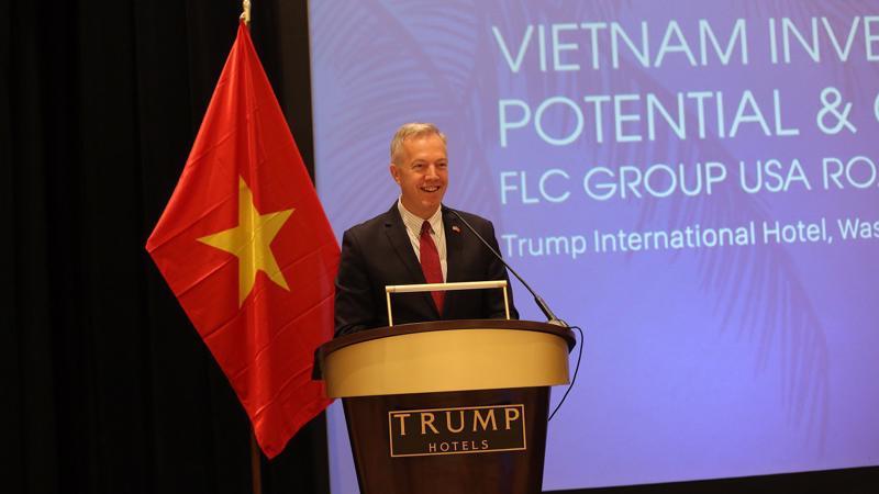 Đại sứ Ted Osius tin tưởng ngành hàng không tại Việt Nam còn sở hữu tiềm năng phát triển rất lớn.