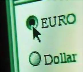 Các nhà đầu tư đang gia tăng chuyển vốn từ USD sang Euro.