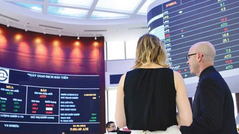 Nhà đầu tư nước ngoài đã có phiên giao dịch khá tích cực.