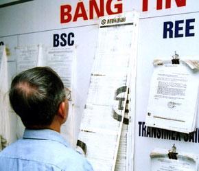 Trách nhiệm công bố, xác minh thông tin của doanh nghiệp được quy định cụ thể hơn - Ảnh: Việt Tuấn.