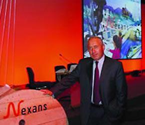 """""""Doanh thu của Nexans tại Việt Nam trong năm 2006 là 46 triệu Euro."""""""