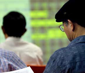 Có hai luồng dự đoán về giá đấu giá của nhà đầu tư nội: từ 120.000-150.000 đồng/cổ phiếu và từ 150.000-180.000 đồng/cổ phiếu Vietcombank - Ảnh: Việt Tuấn.