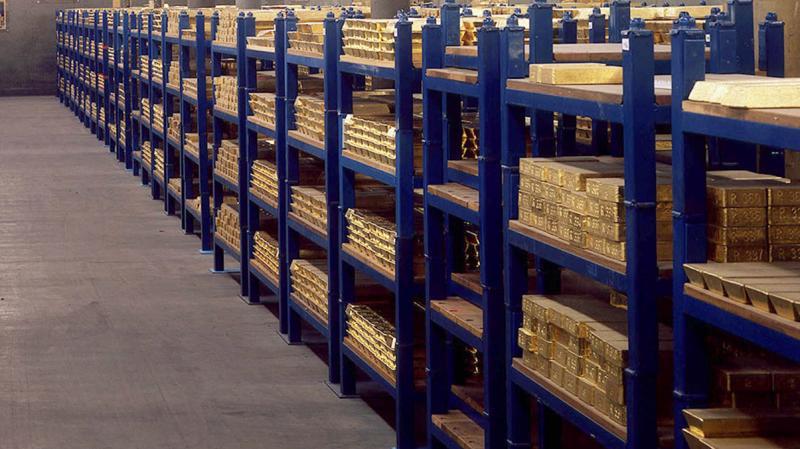 Từ đầu năm đến nay, Nga đã mua vào 106 tấn vàng - Ảnh: Getty Images.