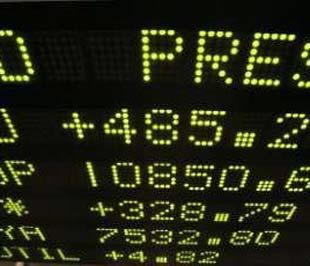 """Bộ mặt của thị trường chứng khoán Mỹ đã sáng sủa hơn trong phiên giao dịch ngày 30/9 (theo giờ địa phương), do một số thông tin lạc quan liên quan đến kế hoạch """"giải cứu"""" Phố Wall."""