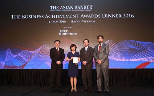 Năm 2016 là năm đầu tiên The Asian Banker đưa vào bình xét danh hiệu cho dịch vụ ngoại hối, MB rất vinh dự nhận danh hiệu ngân hàng cung cấp sản phẩm ngoại hối tốt nhất Việt Nam năm 2016.