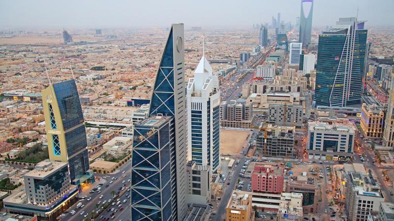 Thủ đô Riyadh, Saudi Arabia - Ảnh: Shutterstock.
