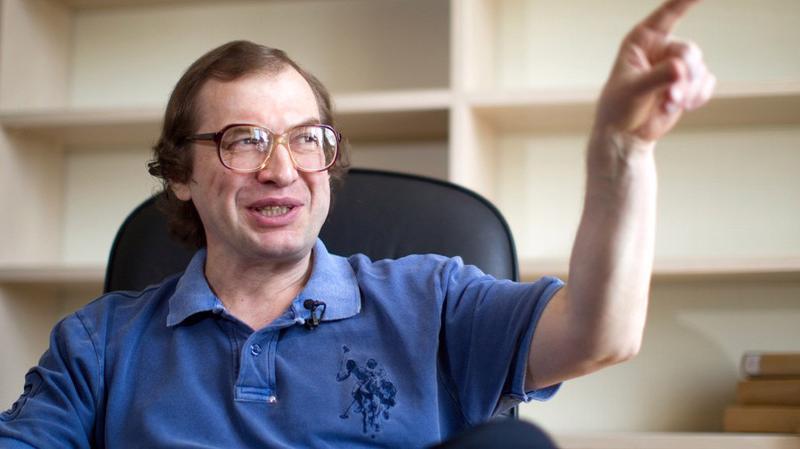 Sergei Mavrodi - Ảnh: Sputnik.