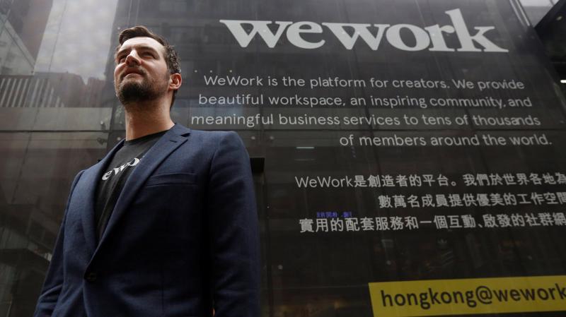 WeWork hiện có mặt tại 22 quốc gia và dự báo đạt doanh thu hơn 2 tỷ USD trong năm nay - Ảnh: Reuters.