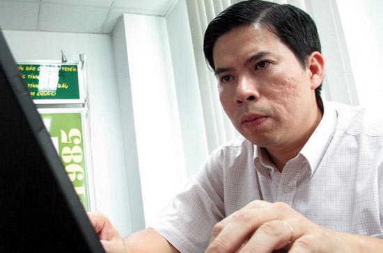 Tổng giám đốc Công ty Cổ phần Thế Giới Di Động, anh Nguyễn Đức Tài - Ảnh: Tuổi Trẻ.