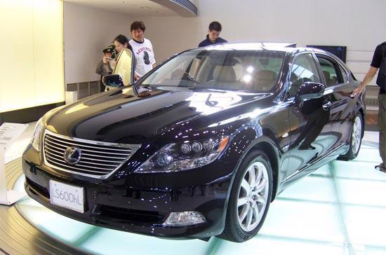 Lexus LS600hL là mẫu xe được nhiều người tiêu dùng Việt Nam lựa chọn.