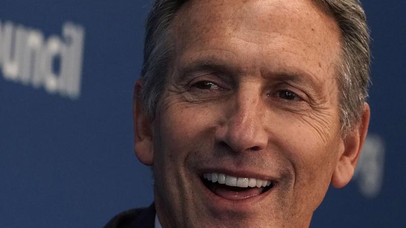 Howard Schultz, cựu CEO, cựu chủ tịch của Starbucks - Ảnh: Getty Images.