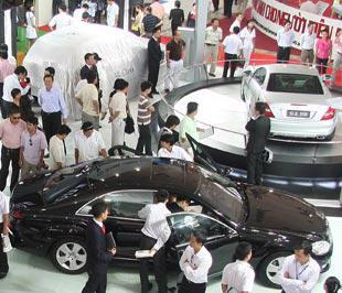 Thị trường xe hơi Việt Nam thường có những biến động khó đoán - Ảnh: Đức Thọ.