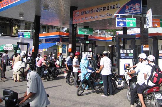 Hiện xăng dầu của Petro Vietnam đáp ứng khoảng 30% nhu cầu trong nước.