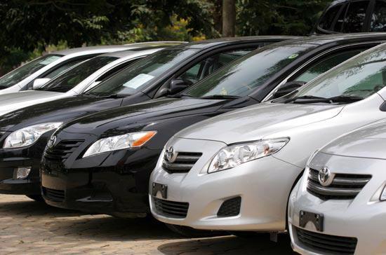 Thị trường ôtô lắp ráp trong nước vẫn chưa bứt lên được - Ảnh: Đức Thọ.