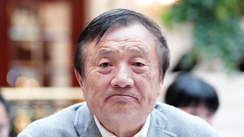 Ông Nhậm Chính Phi, người sáng lập Huawei - Ảnh: Getty Images.