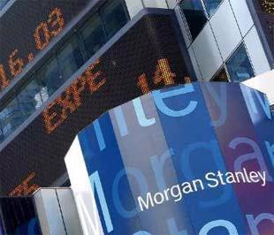 Thông tin về sự chuyển đổi mô hình của Morgan Stanley và thỏa thuận bán lại cổ phần trên đã giúp cổ phiếu của Morgan Stanley tăng giá mạnh mẽ - Ảnh: Reuters.
