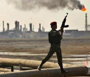 Tình hình an ninh tại Iraq vẫn là mối lo lớn đối với các nhà khai thác dầu.