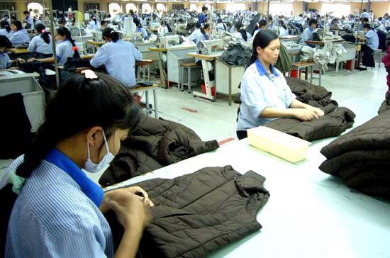 Nhiều doanh nghiệp đã tăng năng suất để đáp ứng nhu cầu xuất khẩu.