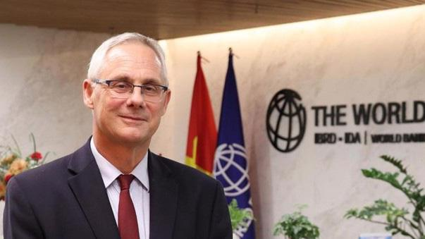 Ông Jacques Morisset, kinh tế gia trưởng của Ngân hàng Thế giới (WB) tại Việt Nam - Ảnh: Minh Tuấn