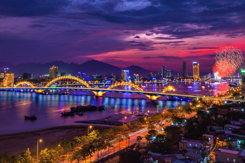 Một góc Thành phố Đà Nẵng.<br>
