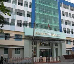 Khu điều trị kỹ thuật cao vừa được đưa vào hoạt động của Bệnh viện Bình Dân - Ảnh: TT.