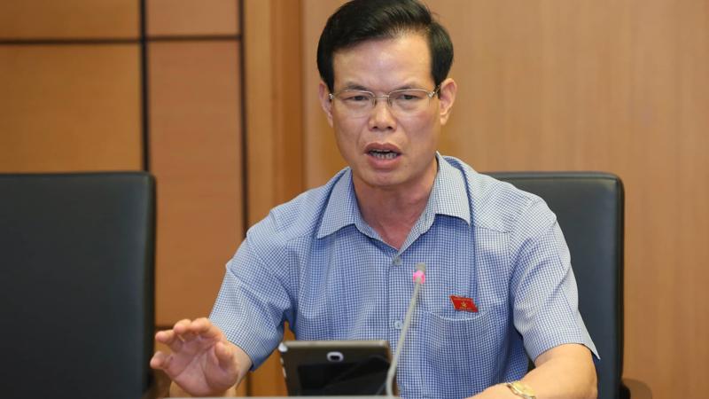 Ông Triệu Tài Vinh, Ủy viên Trung ương Đảng, Phó trưởng Ban Kinh tế Trung ương, nguyên Bí thư Tỉnh ủy Hà Giang - Ảnh: Quang Phúc