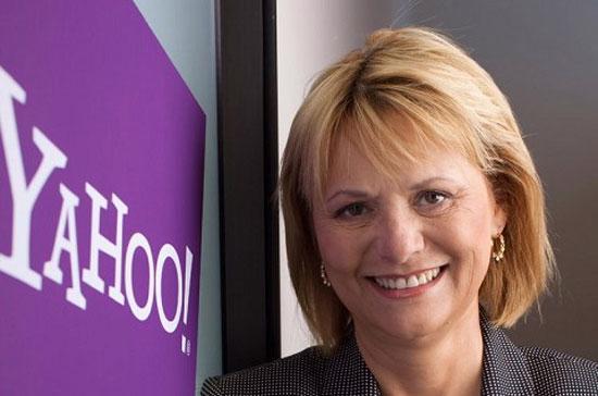 Bà Carol Bartz đã ngồi chắc trên chiếc ghế giám đốc điều hành của Yahoo suốt 30 tháng qua.