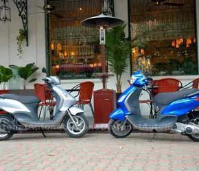 Trong hai năm qua, Piaggio có bước phát triển vượt bậc tại Việt Nam.