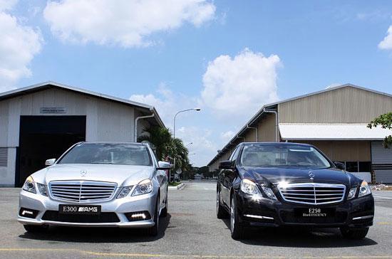 Cả 2 mẫu xe này đều được MBV lắp ráp trong nước - Ảnh: Otosaigon.