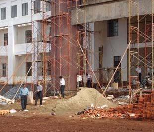 Các công nghệ về thi công xây dựng sẽ được giới thiệu tại triển lãm này.