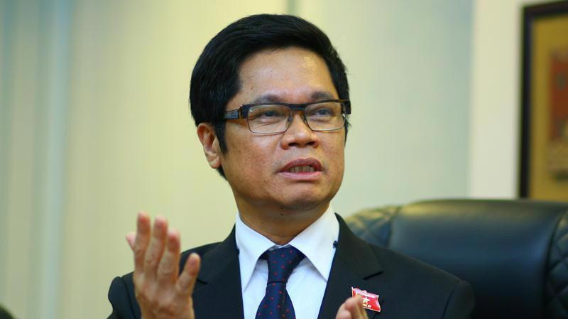 TS. Vũ Tiến Lộc, Chủ tịch Phòng Thương mại và Công nghiệp Việt Nam (VCCI)
