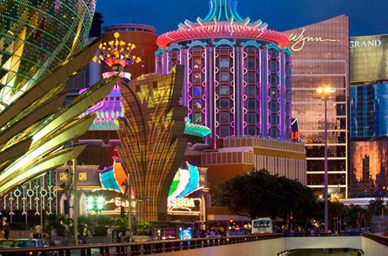 Ngành công nghiệp cờ bạc thế giới đã thu được hàng tỷ USD - Ảnh: CNBC.