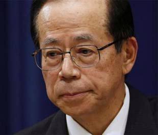 Thủ tướng Fukuda, Chủ tịch Đảng Dân chủ tự do (LDP) vừa trải qua gần một năm cầm quyền đầy sóng gió.