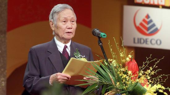 GS. Đào Nguyên Cát, Tổng biên tập Thời báo Kinh tế Việt Nam.