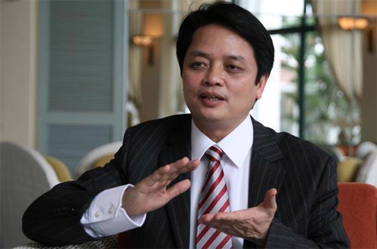 Ông Nguyễn Đức Hưởng, Phó chủ tịch Hội đồng Quản trị LienVietBank.