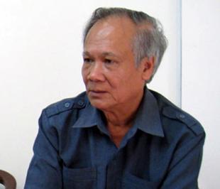 Ông Trần Ngọc Hùng.
