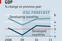 Liệu kinh tế thế giới có dịch chuyển trơn chu từ bình ổn sang phục hồi bền vững hay không còn phụ thuộc vào việc những khác biệt giữa hai nhóm nền kinh tế sẽ được giải quyết ra sao.