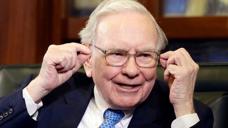 Tỷ phú, nhà đầu tư huyền thoại Warren Buffett - Ảnh: Getty Images.