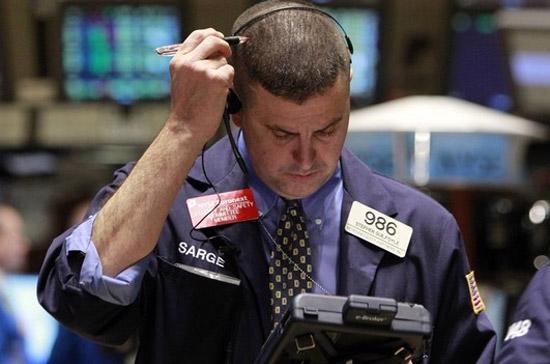Có thể thấy, đợt bán tháo cổ phiếu này trở nên đáng lo ngại nhất kể từ đầu năm 2010 đến nay - Ảnh: Reuters.