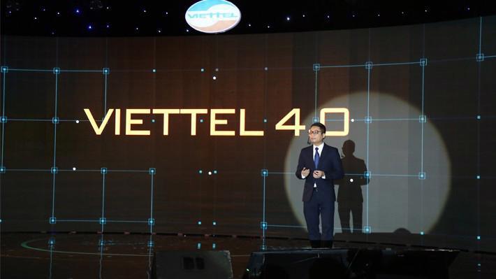Trên cơ sở nền tảng hạ tầng công nghệ 4.0 đã được xây dựng, Viettel đặt mục tiêu phải nhanh chóng số hóa các thủ tục hành chính.