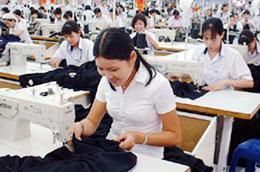 Hiện các mặt hàng xuất khẩu chủ lực của Việt Nam đã có chỗ đứng khá vững trên thị trường Mỹ.
