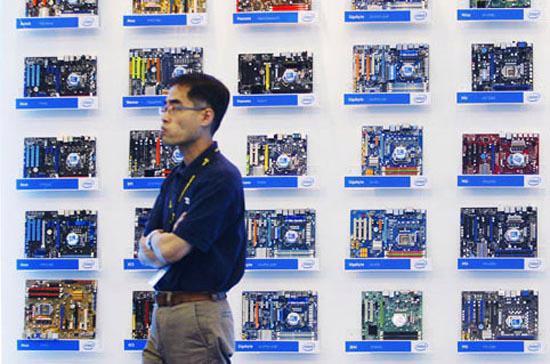 Với những ai sành sỏi về công nghệ, thì triển lãm Computex ở Đài Loan mới là ngày hội công nghệ số 1 - Ảnh: Reuters.