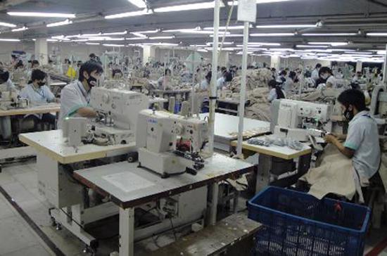 """Hiện đang là thời điểm """"chính vụ"""" trong hoạt động sản xuất của công ty."""
