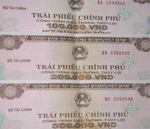 Ở Việt Nam, lãi suất trái phiếu Chính phủ và lãi suất ngân hàng trong một số thời gian thường có sự chênh lệch lớn - Ảnh minh họa.