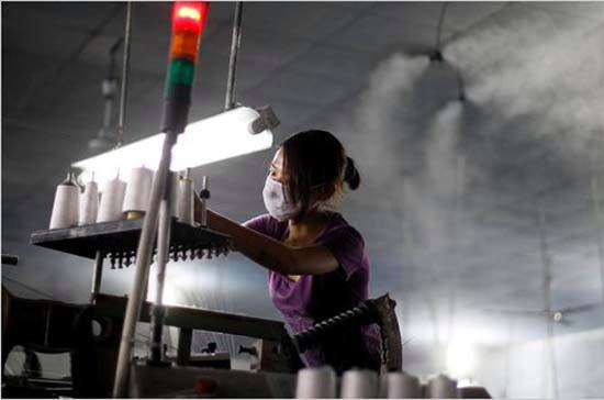 Trung Quốc có khả năng thiếu lao động.
