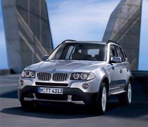 """BMW X3 2007 - một mẫu SUV bị """"điểm kém."""""""
