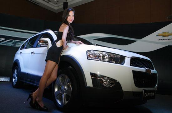 Với lần ra mắt này, GM Việt Nam đang đặt rất nhiều kỳ vọng khi tiến hành cải tiến cho Captiva.