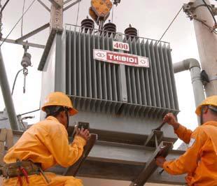 Phương án tăng giá điện năm 2009 đã được điều chỉnh giảm, chỉ tăng từ 8-10%, tùy theo giá nhiên liệu bình quân dự báo năm 2009.