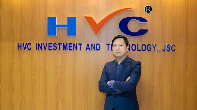 Ông Trần Hữu Đông - Chủ tịch HVC