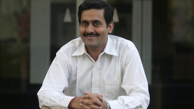 Tỷ phú Nirmal Jain - Ảnh: Bloomberg.